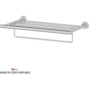 Полка для полотенец 50 см FBS Vizovice хром (VIZ 041) front center grille grill cover trims for toyota senna 2011 2012 2013 2014 2015