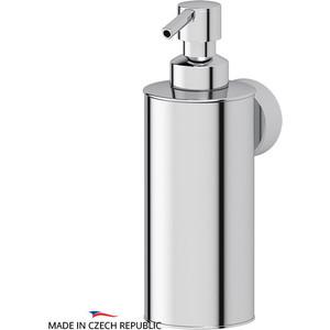 Емкость для жидкого мыла металлическая FBS Nostalgy хром (NOS 011) дозатор жидкого мыла fbs luxia lux 011