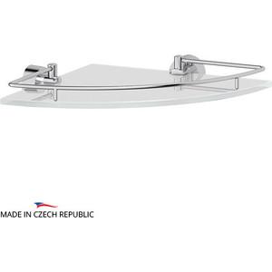 Полка угловая 28 см FBS Nostalgy хром (NOS 012) комплект запасных наконечников для ra 64 messer 05 10 012