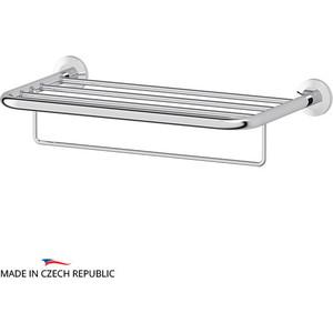 Полка для полотенец 50 см FBS Standard хром (STA 041) полка 70 см fbs standard хром sta 017