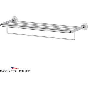 Полка для полотенец 70 см FBS Standard хром ( 043)