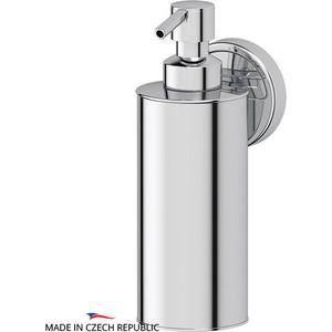 Емкость для жидкого мыла металлическая FBS Luxia хром (LUX 011) емкость для жидкого мыла металлическая fbs nostalgy хром nos 011