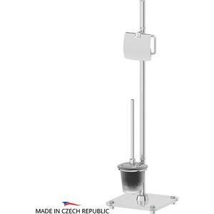 Стойка комбинированная для туалета FBS Universal хром (UNI 309) крючок 3 см fbs universal хром uni 001 page 4