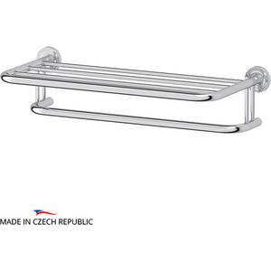 Полка для полотенец 60 см Ellux Elegance хром (ELE 030) ключ гаечный комбинированный 30х30 santool 031602 030 030 30 мм