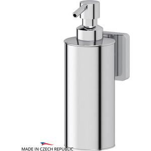 Емкость для жидкого мыла металлическая Ellux Avantgarde хром (AVA 010)