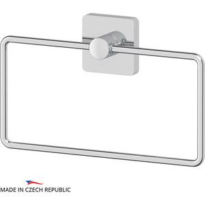 Кольцо для полотенца Ellux Avantgarde хром (AVA 015) полотенцедержатель ellux avantgarde ava 026