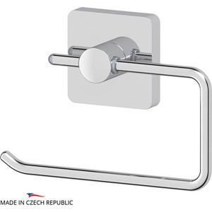 Держатель туалетной бумаги Ellux Avantgarde хром (AVA 065) полотенцедержатель ellux avantgarde ava 026