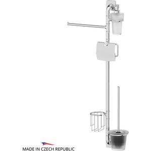 Штанга комбинированная для туалета с биде Ellux Avantgarde хром (AVA 076)