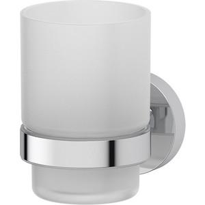 Стакан стеклянный Artwelle Harmonie хром (HAR 012) комплект запасных наконечников для ra 64 messer 05 10 012