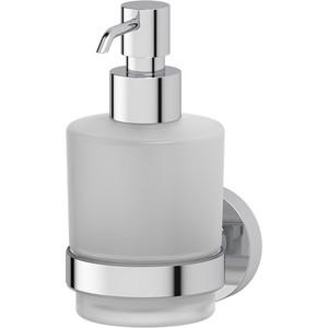 Емкость для жидкого мыла стеклянная Artwelle Harmonie хром ( 015)