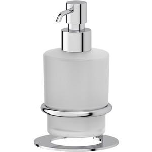 Емкость для жидкого мыла стеклянная настольная Artwelle Universell хром (AWE 003) whirlpool awe 8730
