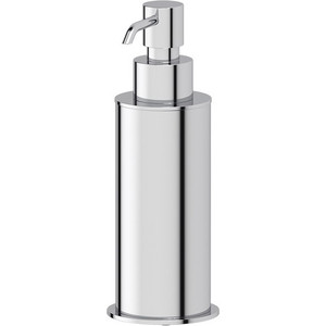 Емкость для жидкого мыла металлическая настольная Artwelle Universell хром (AWE 006) держатель с мыльницей настольный artwelle universell awe 002