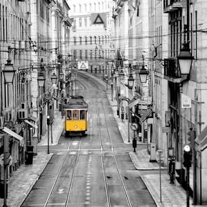 Фотообои W+G Streets of Lisbon 8 частей 366x254 см (00971WG)