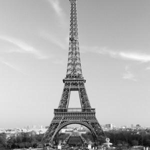 Фотообои W+G La Tour Eiffel 4 части 183x254 см (00386WG)
