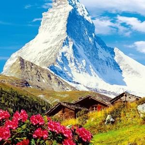 Фотообои W+G Matterhorn 4 части 183x254 см (00373WG)