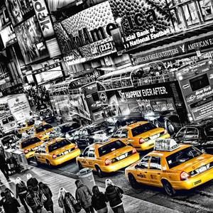 Фотообои W+G Cabs Queue 8 частей 366 x 254 см (00116WG)