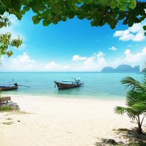 Фотообои W+G Phi Phi Island 8 частей 366 x 254 см (00158WG)