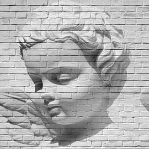 Фотообои W+G Angel Brick Wall 8 частей 366 x 254 см (00160WG)