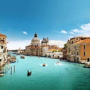 Фотообои W+G Canal Grance, Venice 8 частей 366 x 254 см (00146WG)