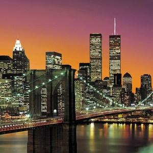 Фотообои W+G New York City 8 частей 366 x 254 см (00139WG)