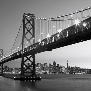 Фотообои W+G San Francisco Skyline 8 частей 366 x 254 см (00134WG)
