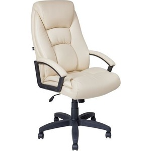 Кресло Алвест AV 126 PL (681Н) MK эко кожа 202 слоновая кость кресло алвест av 124 pl 681н мк эко кожа 202 слоновая кость