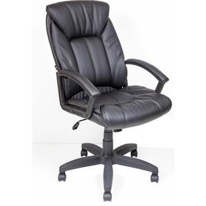 Кресло Алвест AV 124 PL (681Н) МК эко кожа 223 черная
