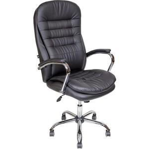 Кресло Алвест AV 118 СН СХ (04) эко кожа 223 черная
