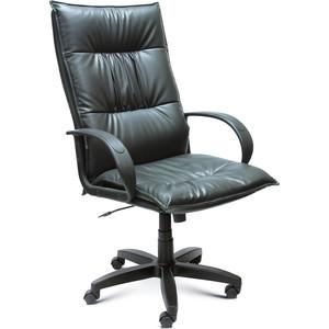 Кресло Алвест AV 111 PL (727) MK экокожа 223 черная