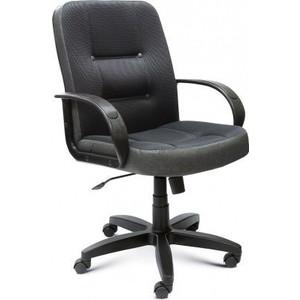Кресло Алвест AV 211 PL (727) MK ткань 418 черная