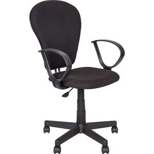 Кресло Алвест AV 208 PL (684) GP 445 черная