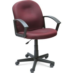 Кресло Алвест AV 203 PL (681) ткань 408 бордо