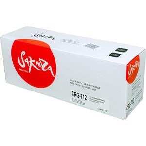 Картридж Sakura CRG712 картридж sakura q7553x