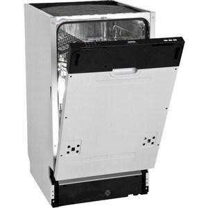 Встраиваемая посудомоечная машина DeLonghi DDW06S+ Amethyst