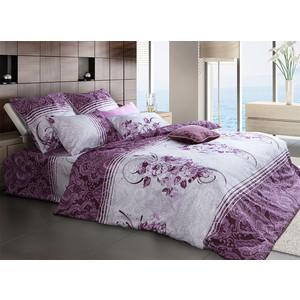 Комплект постельного белья TIFFANY'S secret 2-х сп, сатин, Дикая слива