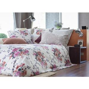 Комплект постельного белья TIFFANY'S secret 2-х сп, сатин, Жемчужное облако n50