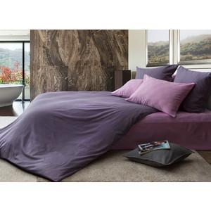 где купить Комплект постельного белья TIFFANY'S secret Евро, сатин, Черничные ночи по лучшей цене