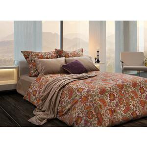 Комплект постельного белья TIFFANY'S secret Евро, сатин, Долина огней lofahs 7 огней
