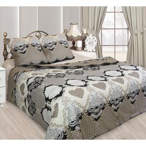 Комплект постельного белья Сова и Жаворонок 1,5 сп, бязь, Франсуаза, n50