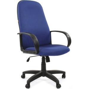 Офисное кресло Chairman 279 JP15-3 черно-голубой