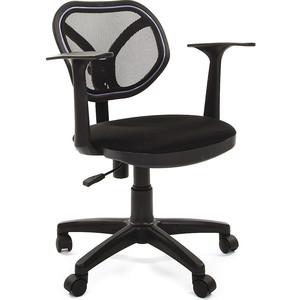 где купить Офисное кресло Chairman 450 NEW TW-11/TW-01 черный дешево