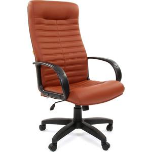 Офисное кресло Chairman 480 LT к/з Terra 111 коричнеый grillver очаг 480 к берель п 01 480 0