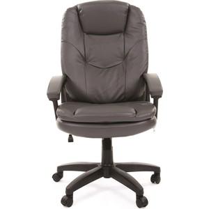 Офисное кресло Chairman 668 LT экопремиум серый chairman 668 lt 6113129