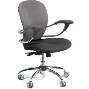 Офисное кресло Chairman 686 сид JP15-2 черный/сп JP15-1 серый