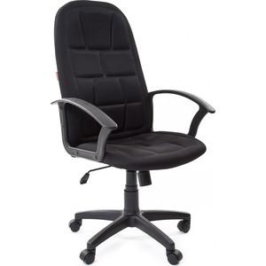 Офисное кресло Chairman 737 TW-11 черный покрывало arloni arloni mp002xu010sx