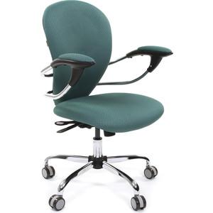 Офисное кресло Chairman 686 сид V398-43 зеленый/сп V398-43 зеленый