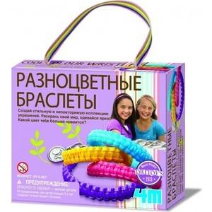 4M Разноцветные браслеты (00-04643)
