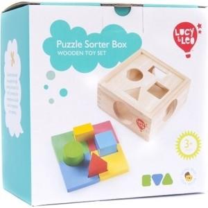 Фотография товара lucy&Leo Занимательная коробка (LL112) (569153)