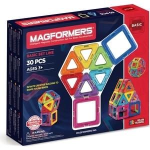 Магнитный конструктор Magformers Набор радуга (63076/701005)