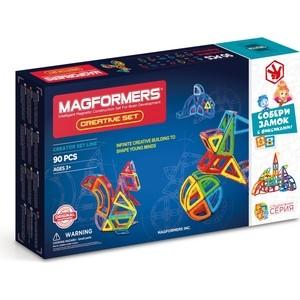 Магнитный конструктор Magformers Creative 90 (63118/703004)